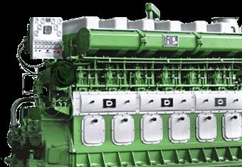 Промышленные генераторные установки