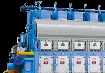 Морские двигатели