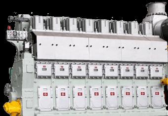 Судовые генераторные установки